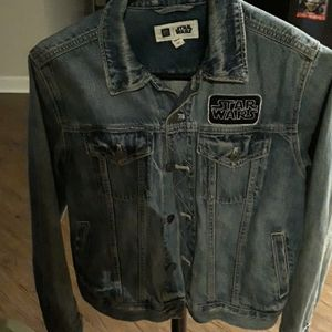 Boys Denim Jacket XL Regular